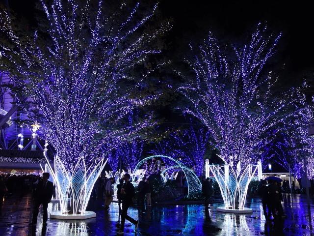光の街・博多2015-12