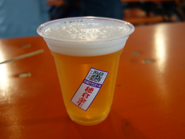 九州地ビールフェアビールとおつまみ3