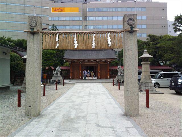 警固神社5