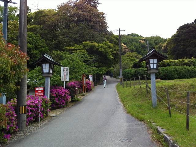 天拝山歴史自然公園14