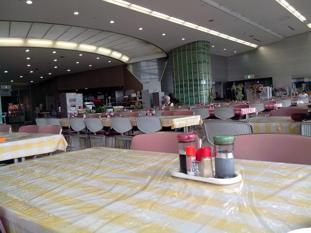 福岡市役所食堂16
