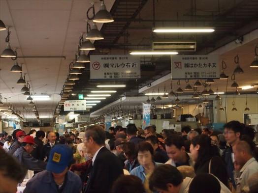 福岡市長浜鮮魚市場「市民感謝デー」291311-3