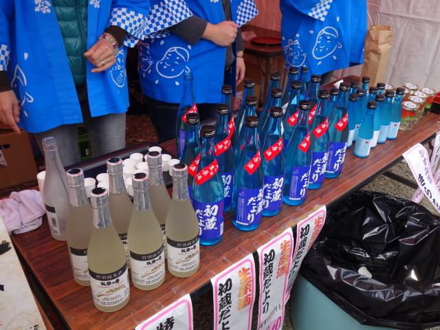 第21回 城島酒蔵びらき即売5