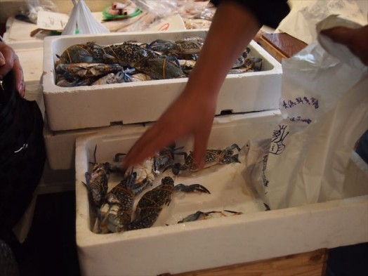 福岡市長浜鮮魚市場「市民感謝デー」291311-20