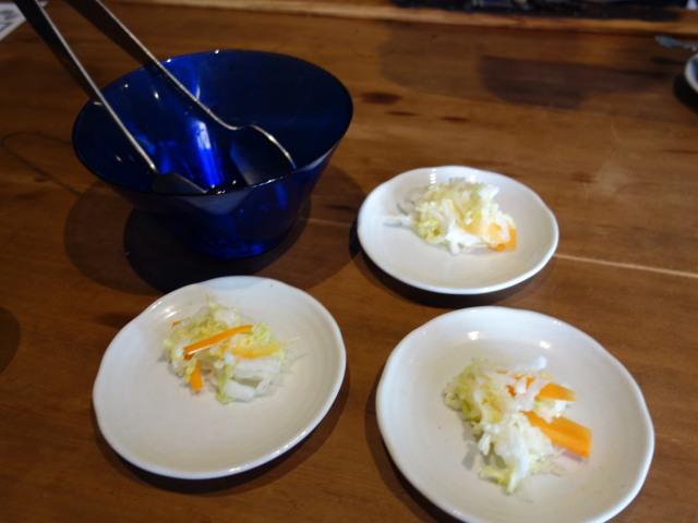 小野の離れ料理2