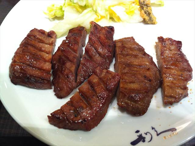 あじわいすとりーと⑦牛たん炭焼 利久8