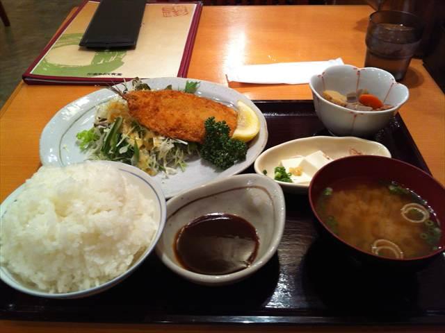 あじわいすとりーと①博多三昧 まるとく食堂4