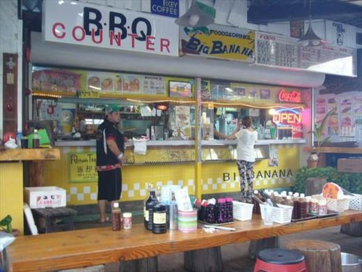 百道浜BBQ(Big Banana)4