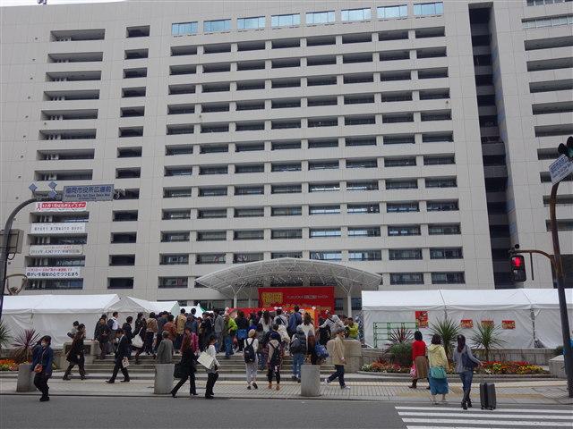 福岡ラーメンショー2014(第二幕)様子1