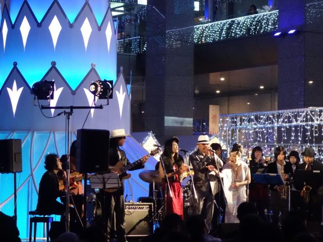クリスマスマーケット in 光の街・博多-ステージ1
