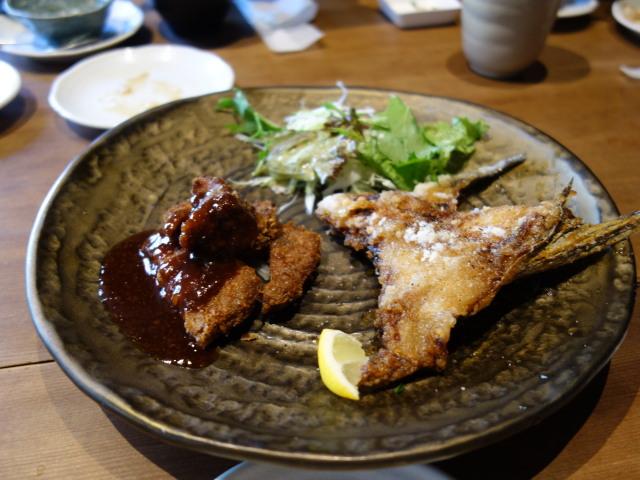 小野の離れ料理11