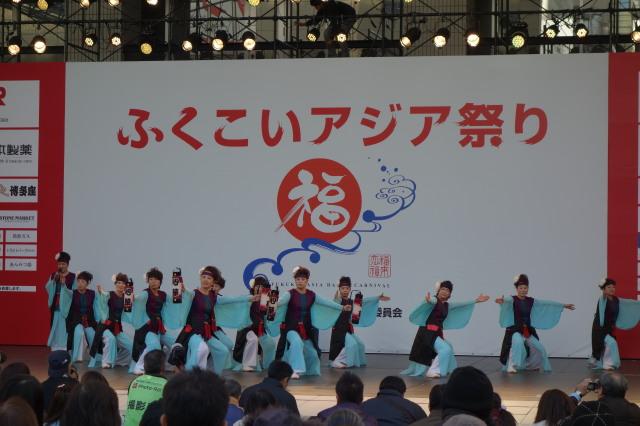 ふくこいアジア祭り2014-9