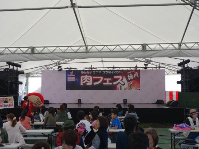 2016年 FUKUOKA 春 肉フェス様子10
