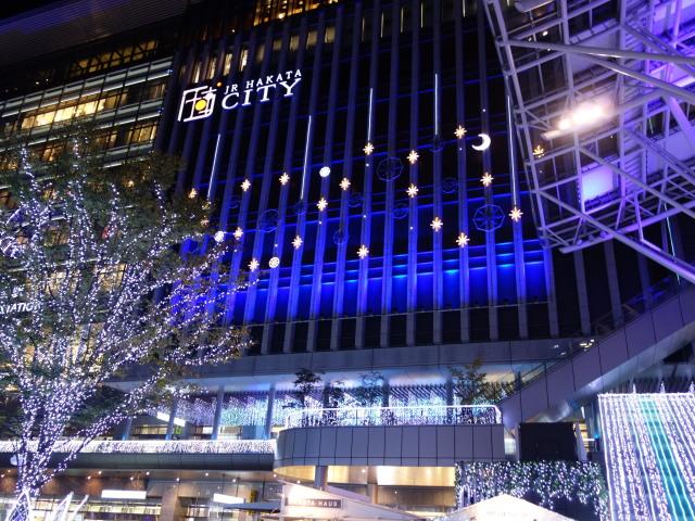クリスマスマーケットin光の街・博多様子1