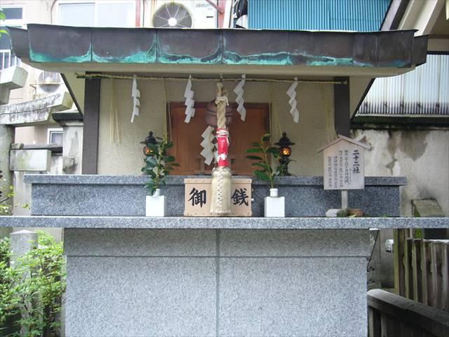 櫛田神社二十二社