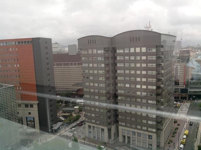 福岡市役所食堂8