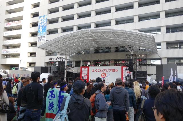 ふくこいアジア祭り2014-3