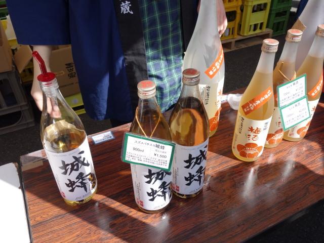 大賀酒造 2015年 春の酒蔵開き試飲12