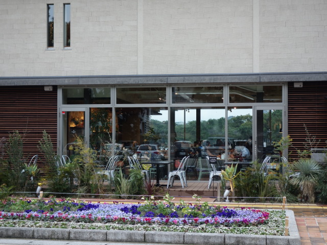 ボートハウス大濠パーク「Royal Garden Cafe」4