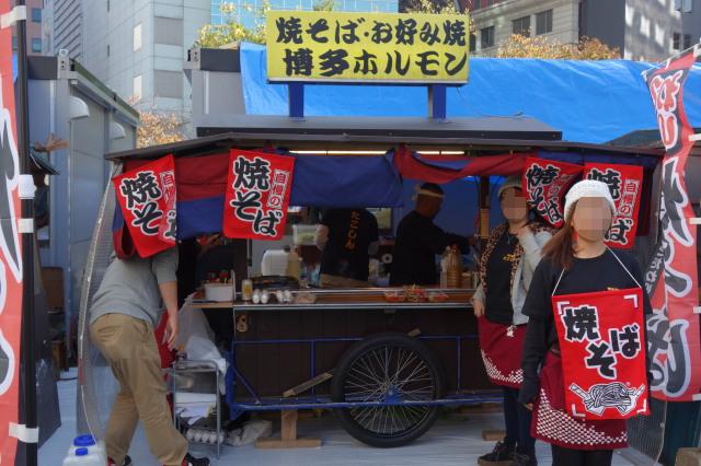 福岡天神ザ・屋台フェスティバル2014-18