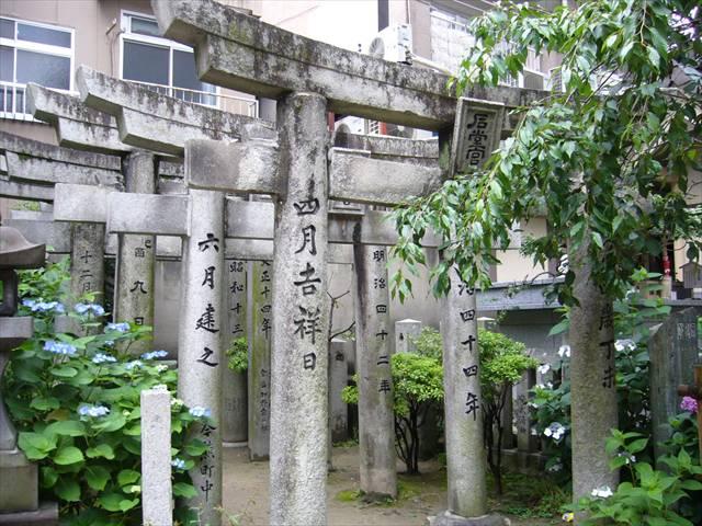 櫛田神社石堂神社