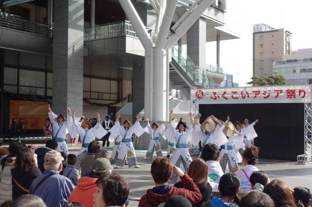 ふくこいアジア祭り2014-17