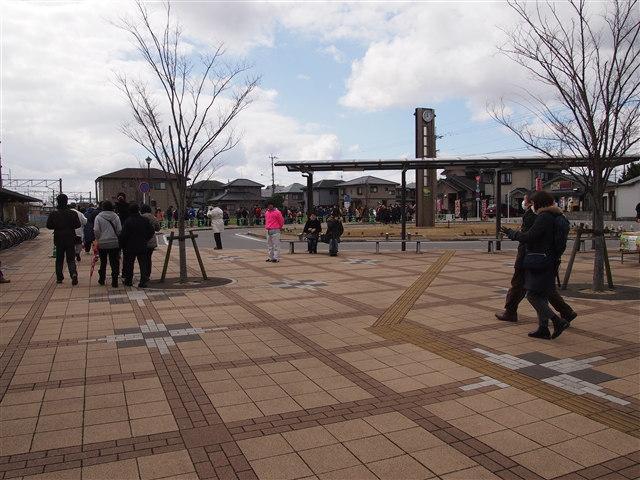 西鉄三潴駅行き2