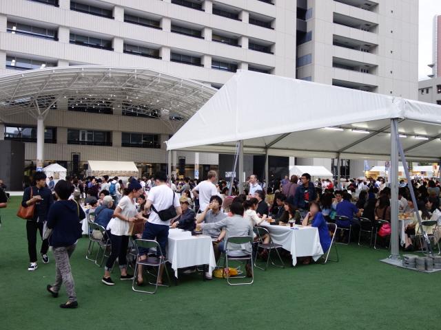 九州ビアフェスティバル2015様子5