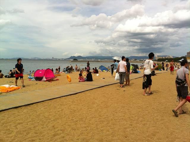 福岡市海浜公園(百道浜)25