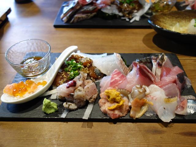 小野の離れ料理8