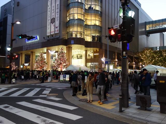 岩田屋本店1