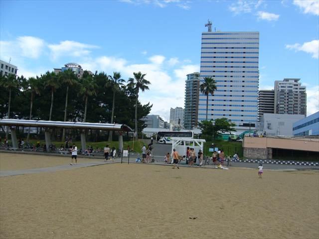 福岡市海浜公園(百道浜)13
