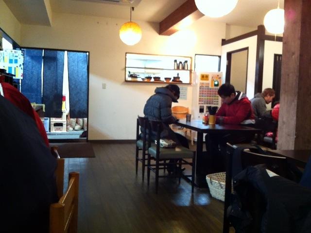 大地のうどん 筑紫野店4