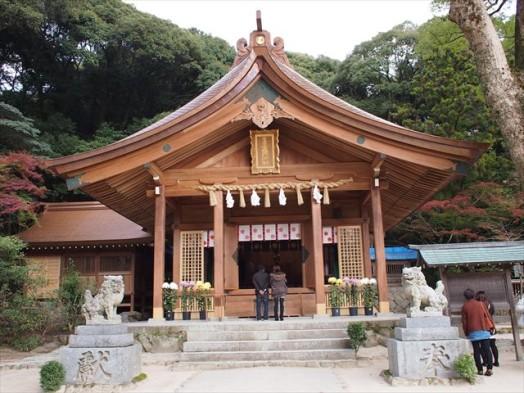竈門神社13