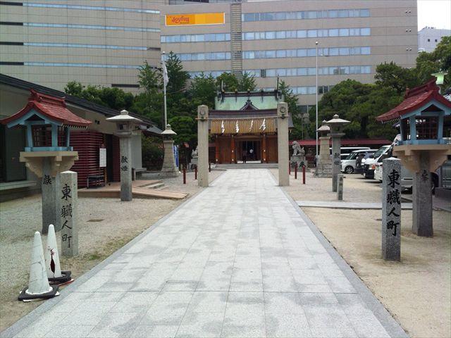 警固神社4