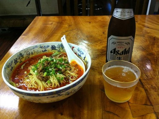 大明坦坦麺 TNCパヴェリア店2