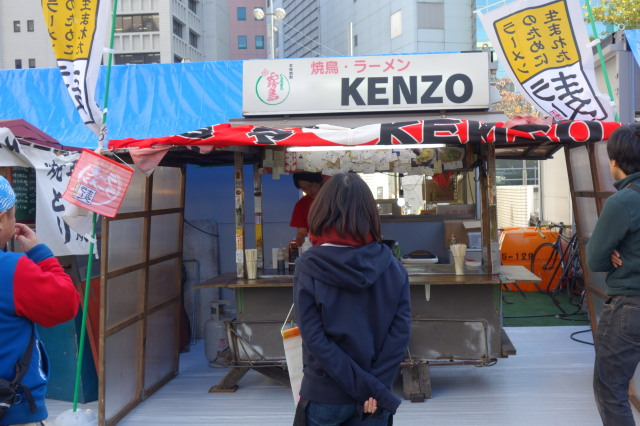 福岡天神ザ・屋台フェスティバル2014-12