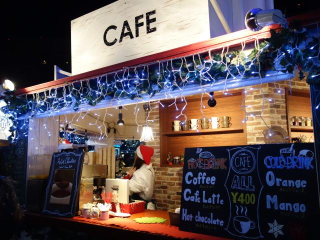 クリスマスマーケット in 光の街・博多-ヒュッテ22