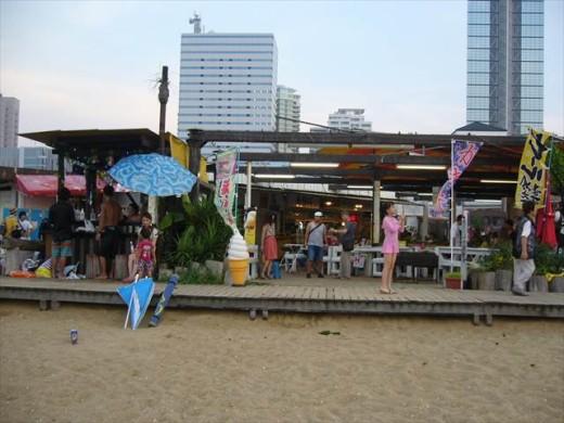 百道浜BBQ(Big Banana)1