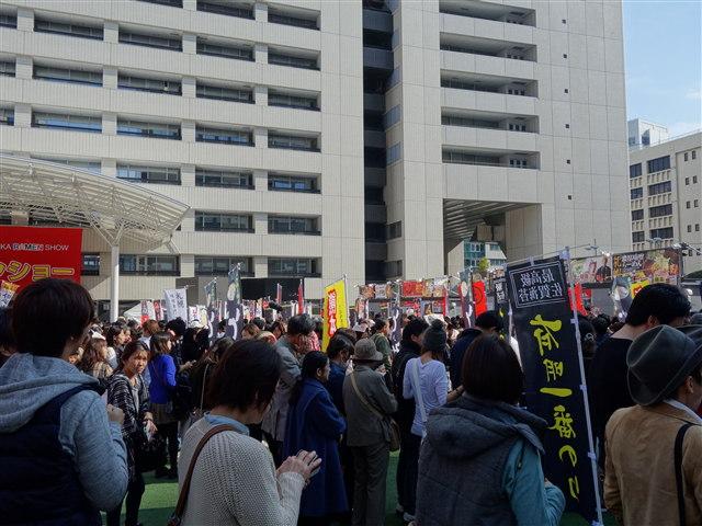 福岡ラーメンショー2014(第二幕)様子6
