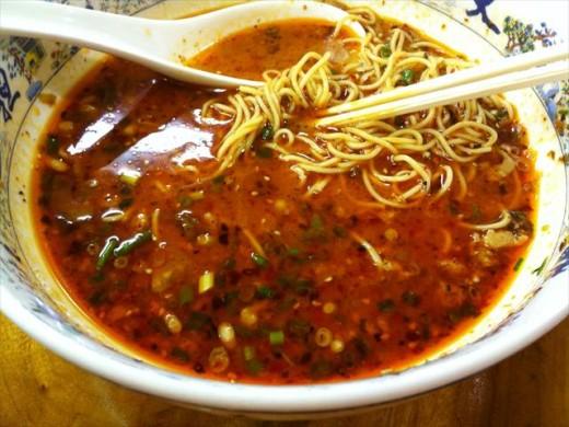 大明坦坦麺 TNCパヴェリア店4
