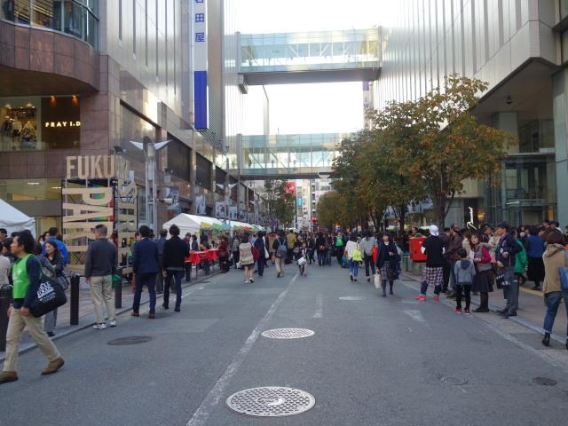 FUKUOKA STREET PARTY-様子7