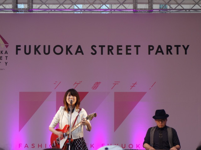 FUKUOKA STREET PARTY ~Fashion Avenue~2016様子7