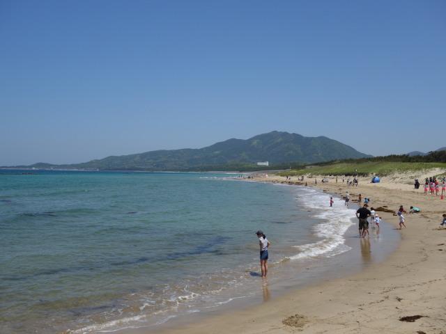 北斗の水くみ海浜公園2