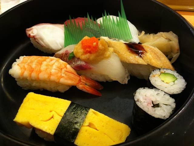 玄海地魚 にぎりや六伝3