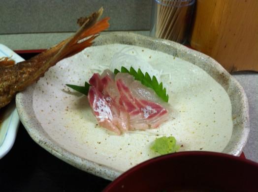 お食事処 福魚食堂(真鯛の揚げ煮定食)6