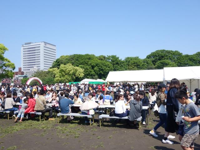 2016年 FUKUOKA 春 肉フェス様子5