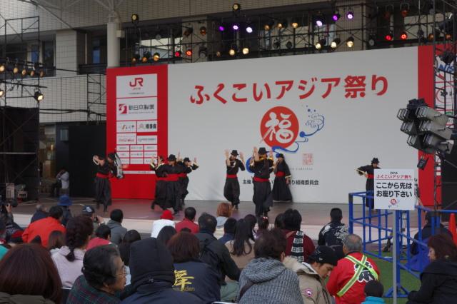 ふくこいアジア祭り2014-10