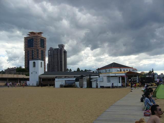 福岡市海浜公園(百道浜)20