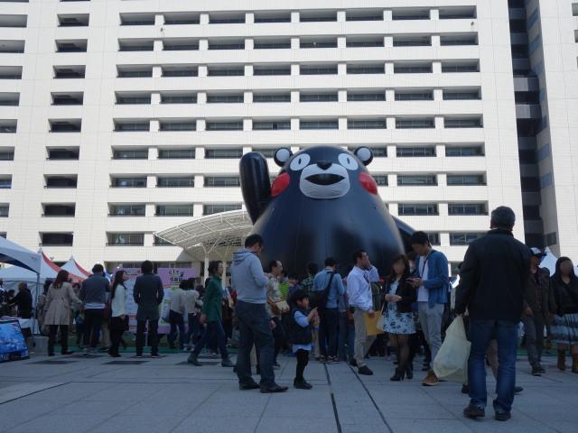 くまモンファン感謝祭2016 in Fukuoka様子1